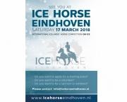 Esmée Versteeg en Vika frá Árbakka starten op ICE HORSE!